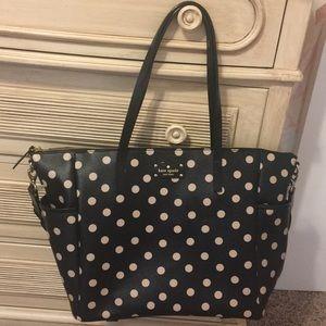 Like New Kate Spade Diaper Bag
